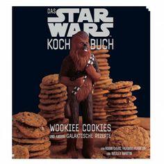 Star Wars Kochbuch Wookiee Cookies für leckere Star Wars Plätzchen zu Weihnachten!
