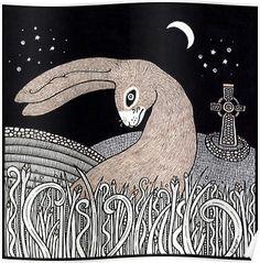 Celtic Hare-- Anita Inverarity