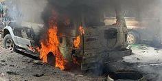 Βαγδάτη: Τέσσερις νεκροί και 17 τραυματίες από Έκρηξη παγιδευμένου αυτοκινήτου - Sahiel.gr