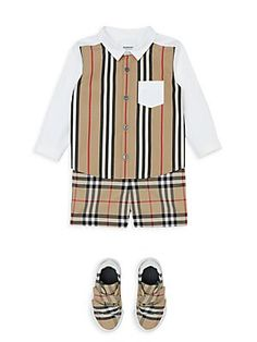 Collar Shirts, Collars, Colour Story, Burberry Kids, Kids Icon, Heritage Brands, Active Wear For Women, Ready To Wear, Harrods