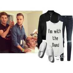 Backstage with your boyfriend ( one of them ;) ) - Polyvore
