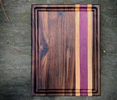 Wood Crafts Furniture How To Paint Ideas End Grain Cutting Board, Diy Cutting Board, Wood Cutting Boards, Butcher Block Cutting Board, Chopping Boards, Wood Crafts Furniture, Walnut Bedroom Furniture, Woodworking Shop, Woodworking Projects