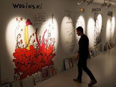 Hommage à Charlie Hebdo au Festival d'Angoulême