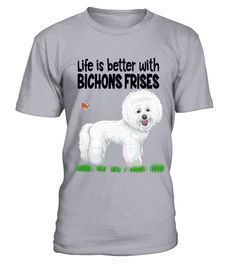 """# Life is better with Bichons Frises .  Special Offer, not available anywhere else!      Available in a variety of styles and colors      Buy yours now before it is too late!      Secured payment via Visa / Mastercard / Amex / PayPal / iDeal      How to place an order            Choose the model from the drop-down menu      Click on """"Buy it now""""      Choose the size and the quantity      Add your delivery address and bank details      And that's it!"""