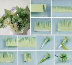 DIY Easy and Beautiful Paper Flowers | GoodHomeDIY.com Follow Us on Facebook --> https://www.facebook.com/pages/Good-Home-DIY/438658622943462?ref=hl