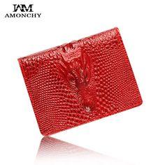 $9.99 (Buy here: https://alitems.com/g/1e8d114494ebda23ff8b16525dc3e8/?i=5&ulp=https%3A%2F%2Fwww.aliexpress.com%2Fitem%2F2015-New-Women-s-Wallets-Noble-Genuine-Leather-Women-s-Clutches-Wallet-Brand-Carteira-Femininas-Fashion%2F32258769763.html ) 2016 New Women's Wallets Noble Genuine Leather Women's Clutches Wallet Brand Carteira Femininas Fashion Alligator Lady Purse W13 for just $9.99