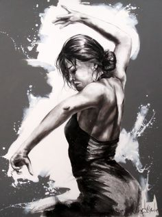 Cecile Desserle - Mixed Media/Charcoal