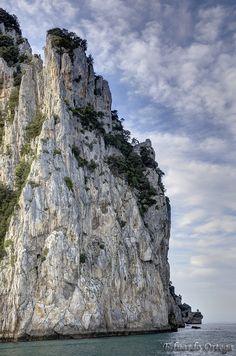 Faro del caballo, Santoña #Cantabria #Spain