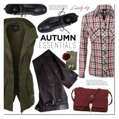 """""""Autumn essentials"""" by mada-malureanu ❤ liked on Polyvore featuring Giuseppe Zanotti, LE3NO, Elizabeth and James, Sampson & Christie, Charlotte Russe, le3no and le3noclothing"""