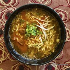 The Ramen Rater reviews a well-known beef flavored instant noodle found and brought back from Taiwan from a visit last November