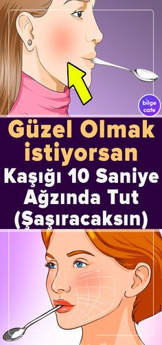 10 Saniyede Güzelleştiren Yöntem If you want to be beautiful, all you need is 1 spoon and 10 seconds. Health Tips, Health And Wellness, Bird Makeup, Silvester Make Up, Minimal Makeup Look, Facial Yoga, Brown Eyeliner, Natural Eyes, Natural Beauty Tips