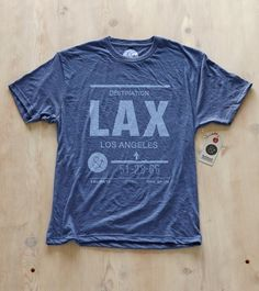 ed961ca4542c (450) Fancy - Los Angeles LAX Shirt by Pilot   Captain Σχεδιασμός Ενδυμάτων