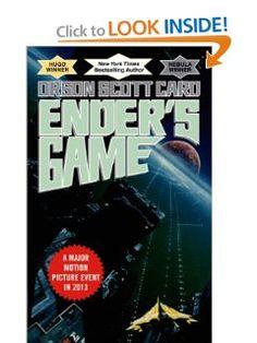 Enders Game (Ender, Book 1): Orson Scott Card: 9780812550702: Amazon.com: Books
