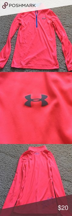 UA Girls Pullover YM UA Girls Pullover YM Under Armour Shirts & Tops