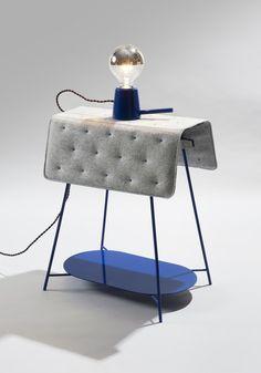 CAHUTE TABLE BY PIERRE-GILLES FOURQUIÉ