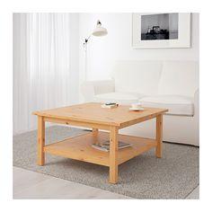 HEMNES コーヒーテーブル - ライトブラウン - IKEA