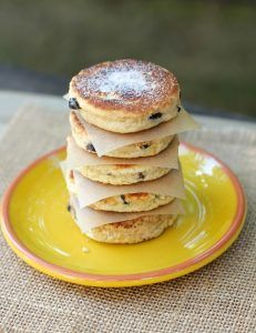 Welsh Cakes | A Red Binder