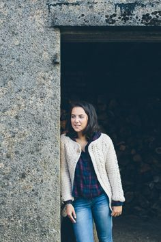 New Release: Twist It Cabled Cardigan — Slugs On The Refrigerator - UK Crochet Blog