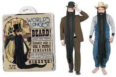 World's Longest Beard