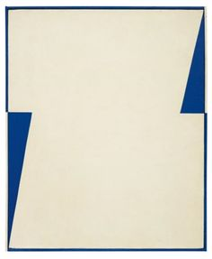 Carmen Herrera Basque (1965). Courtesy of Phillips New York.