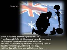 photo l Australian Soldiers Are Heroes on face book.