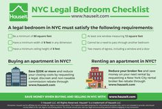 What is a legal bedroom in NYC?