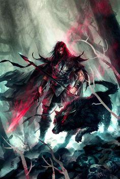 Señor de las bestias, de Michal Ivan