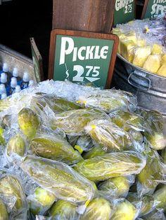 guilty. Disneyland Pickles
