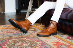 Combat the elements. #CobblerUnion  The John GMTO III #boot by Cobbler Union  https://www.cobbler-union.com/collections/group-mto/products/john-gmto-iii?redirect_log_mongo_id=57782f4a633cfe00070002a8&redirect_mongo_id=57782f2d633cfe00070002a6&sb_referer_host=cblr.co