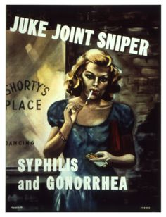 Syphilis and Gonorrhea at Shorty's Place 16 Weird WWII Propaganda Posters To Remind You Vintage Advertisements, Vintage Ads, Vintage Posters, Weird Vintage, Advertising Signs, Pulp Fiction, Make Up Bride, Ww2 Propaganda Posters, Political Posters