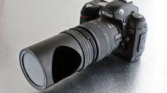 カメラが向いているのと違う方向のものを撮影する「Spy Lens(スパイレンズ)」 - GIGAZINE