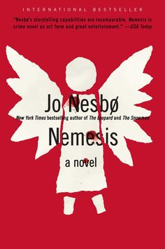 Pin for Later: 30 Books to Read For the 2016 Reading Challenge A Book Translated to English Nemesis by Jo Nesbo