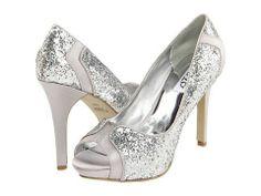 Stella (Silver) - Footwear