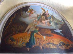 La Adoracion de Los Reyes,  by Jose de Alcibar. Templo de San Marcos, Aguascalientes, Mexico