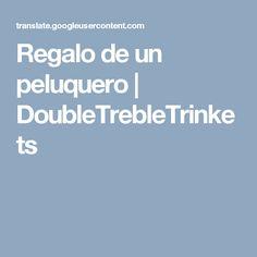 Regalo de un peluquero | DoubleTrebleTrinkets