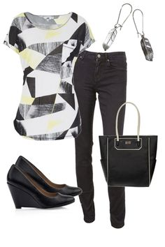 Abstract Chic Outfit includes Diana Ferrari, JAG, and Nest Of Pambula - Birdsnest Buy Online