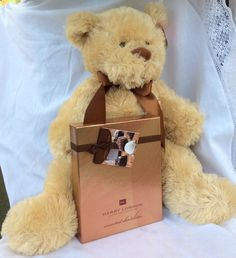 Send flowers directly from a real local florist. Fresh flowers, same-day delivery. London Chocolate, Big Brown, Send Flowers, Local Florist, Happy Fathers Day, Flower Designs, Flower Arrangements, Teddy Bear, Gifts