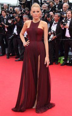 Blake Lively Cannes Dresses Instagram May 2016   POPSUGAR Fashion