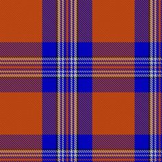 Irn Bru Scotland's other national drink has it's own tartan call Irn Bru Tartan and is registered with the Scottish Tartans Society on 12th September, 1997.