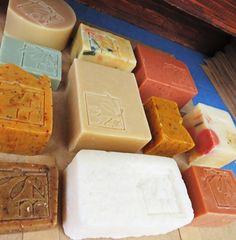 Naturalmente Mediterraneo-Nice soap !