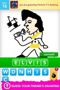 Are you on Draw Something? We're addicted here at Hotcourses!