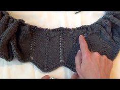 Knit Vest Video Workshop