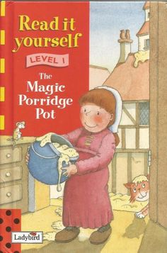 Ladybird - Read It Yourself - Level 1 - The Magic Porridge Pot - S/Hand