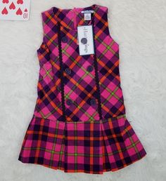 Hartstrings baby toddler jumper dress size 3T pink purple plaid pleated MSRP $62 #Hartstrings #jumper #Everyday Dapple Dachshund Puppy, Dachshund Puppies For Sale, Baby Dachshund, Dachshund Shirt, Funny Dachshund, Dachshund Gifts, Dachshund Tattoo, Dachshund Quotes, Dachshund Costume