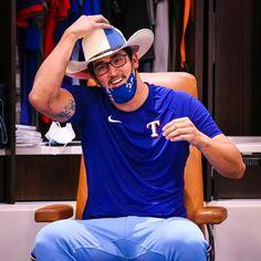 Hats off to Dane! #StraightUpTX The post Texas Rangers: Hats off to Dane! #StraightUpTX… appeared first on Raw Chili. Texas Rangers Hat, Chili, Hats, Mens Tops, T Shirt, Fashion, Supreme T Shirt, Moda, Tee Shirt