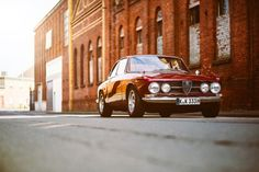 "carpr0n: "" Starring: Alfa Romeo GTV 1750 by Alex Haala """