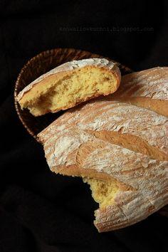 chleb kukurydziany Bread, Food, Brot, Essen, Baking, Meals, Breads, Buns, Yemek