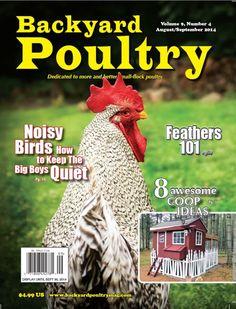 Charmant Backyard Poultry Magazine