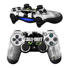 Mod Freakz Pair of Vinyl Controller Skins - City Military for Playstation 4 Playstation 4 Bundle, Playstation 4 Console, Playstation Games, Playstation 4 Accessories, Gaming Accessories, Gamer Couple, Ps4 Controller, Video Game Console, Xbox One