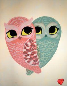 Owl love you always.